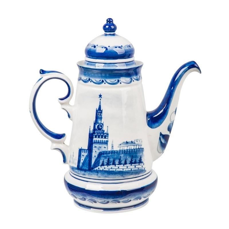 """Сервиз чайно-кофейный Чародейка """"Кремлевский"""" - 993404002"""