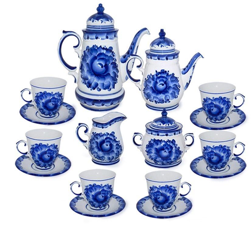 Сервиз чайно-кофейный Чародейка - 993000911