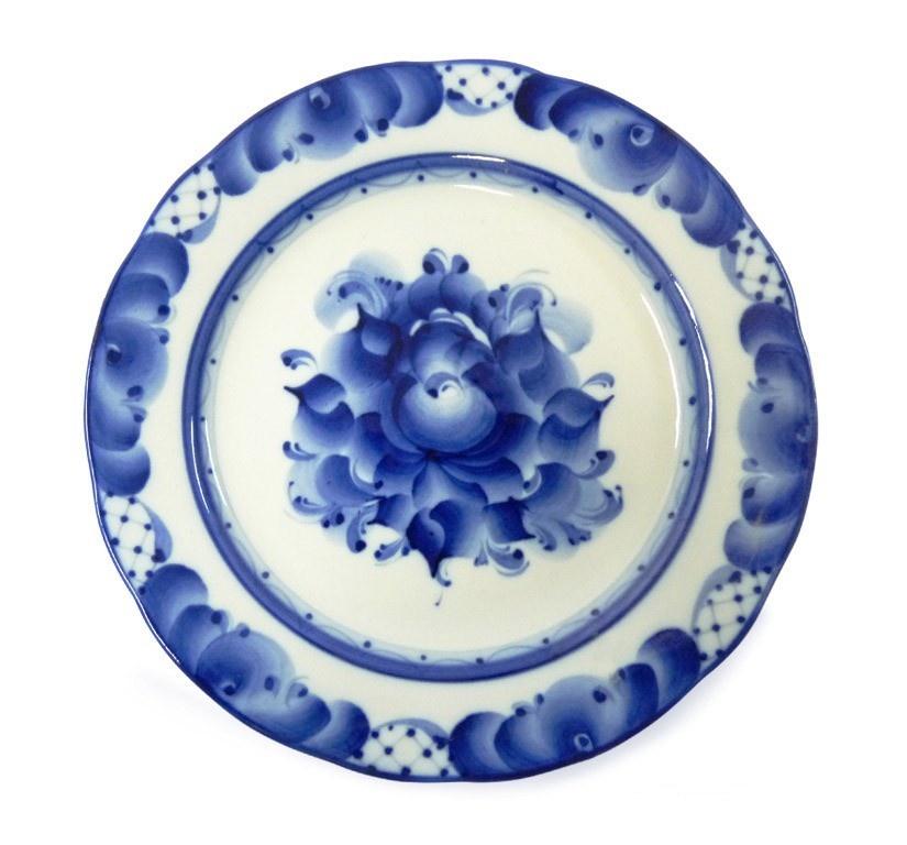 Тарелка десертная Дубок (диаметр 200 мм) - 993026451