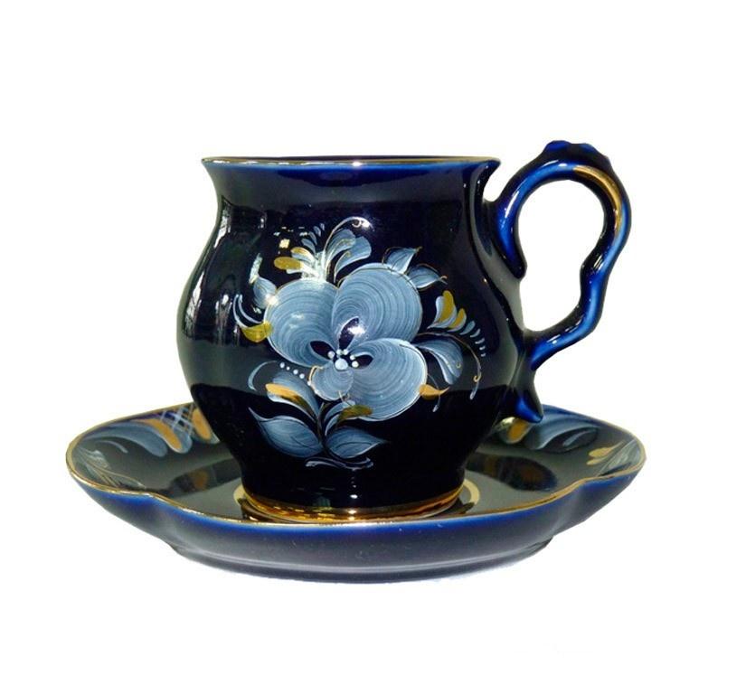 Чайная пара Голубая рапсодия - 993037413