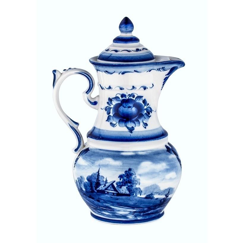Кувшин Хуторок (тематическая роспись) - 993065605