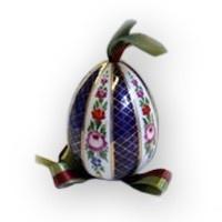 Яйцо с бантиком (надглазурная роспись) - 993101200