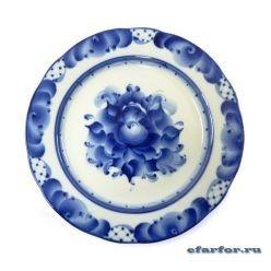 Тарелка полупорционная суповая (диаметр 200 мм) - 993115501