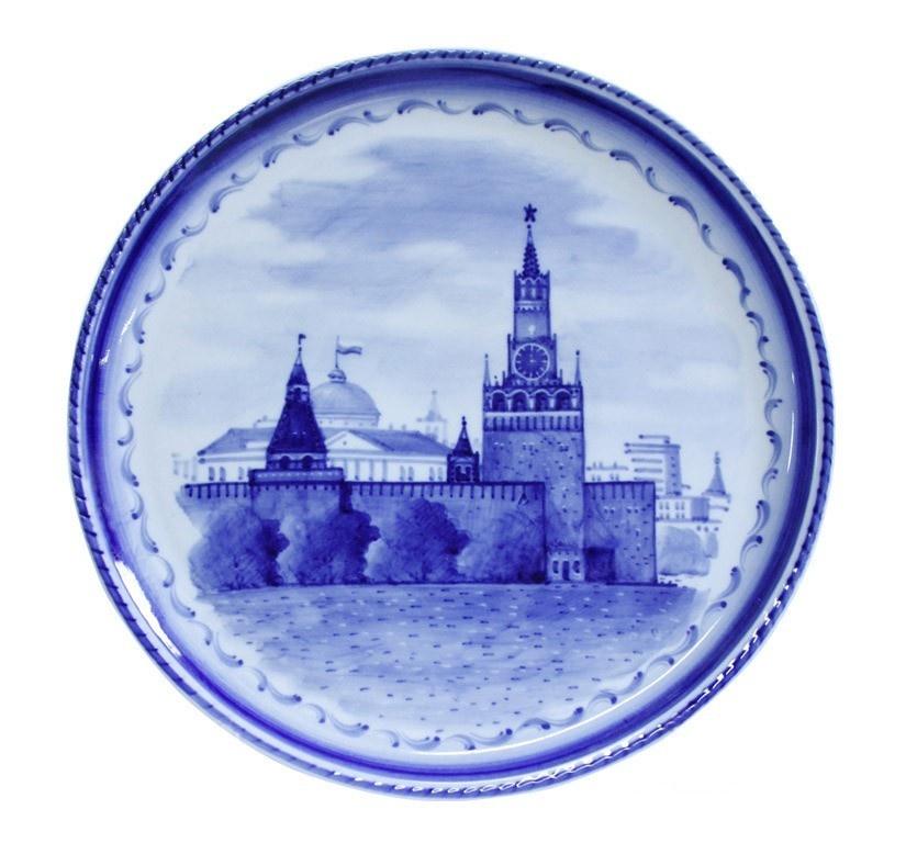 Блюдо Праздничное большое (архитектура) - 993195801