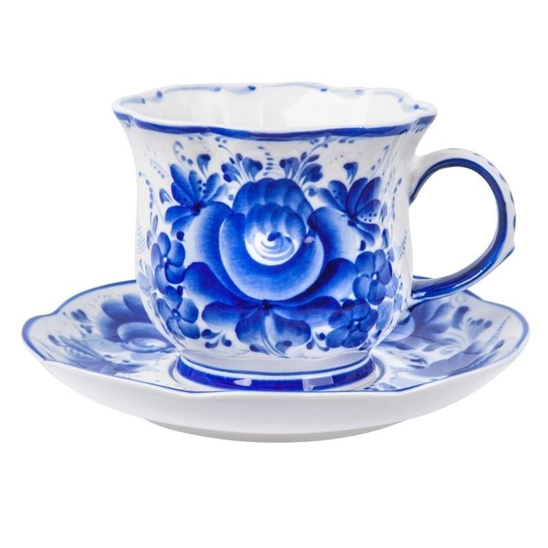Чайная пара Улыбка авторская работа - 993400596