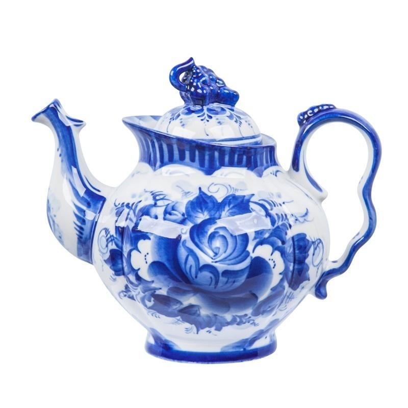 """Сервиз чайный """"Голубая рапсодия"""" - 993400706"""