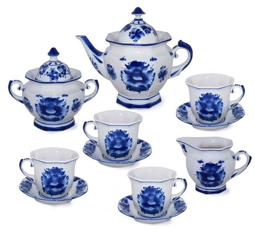 Сервиз чайный Граненый - 993004411