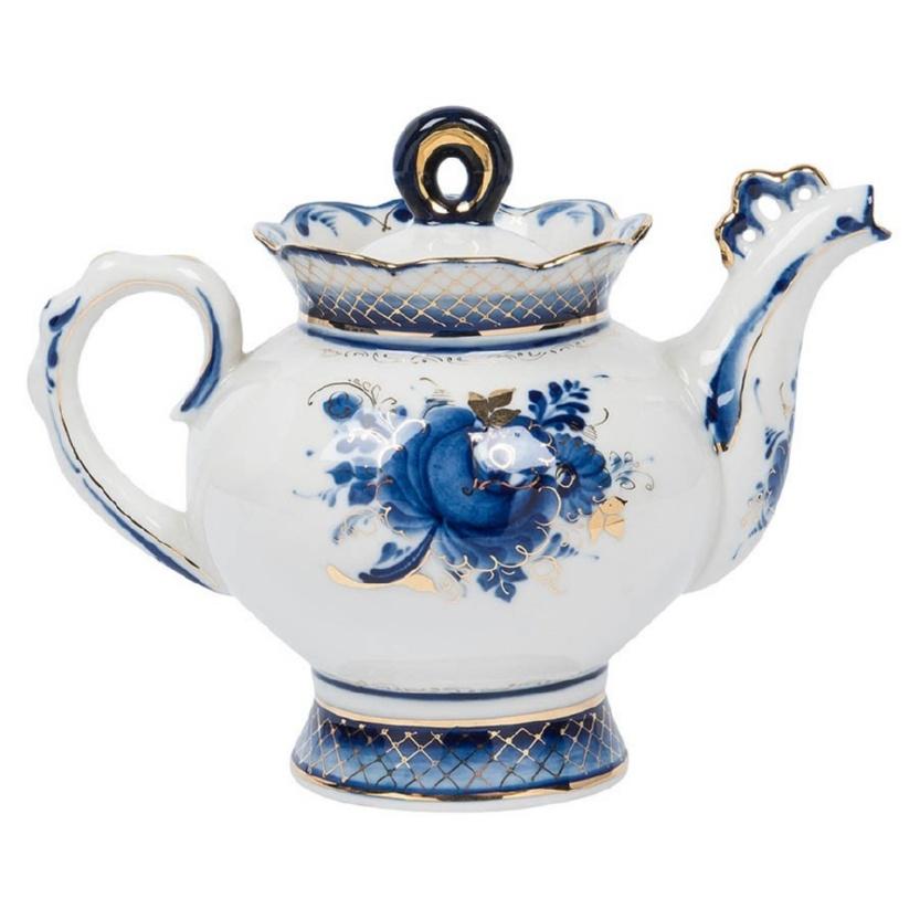 Чайник большой Подарочный (золото) - 993009926