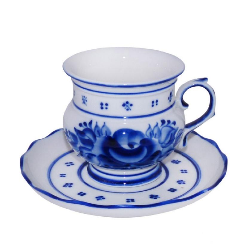 Чайная пара Голубка - 993028611