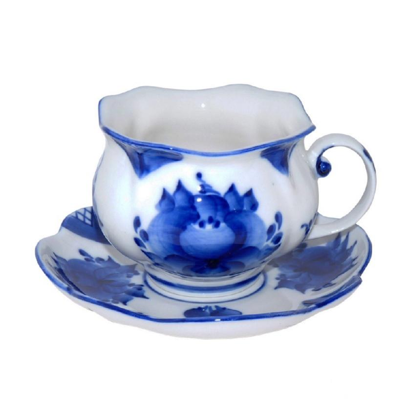 Чайная пара Тюльпан - 993028711
