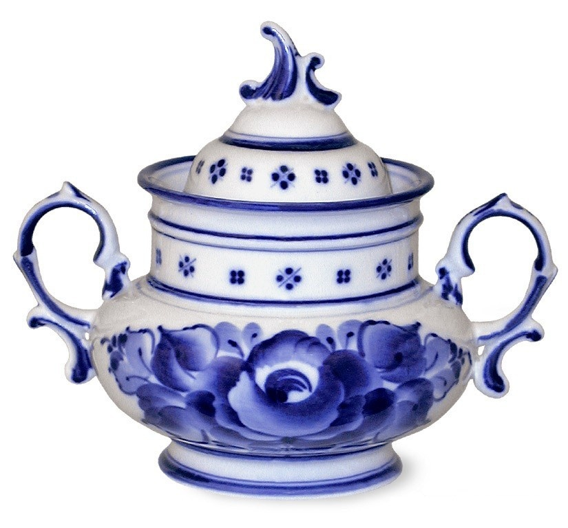 Сахарница Голубка - 993030731