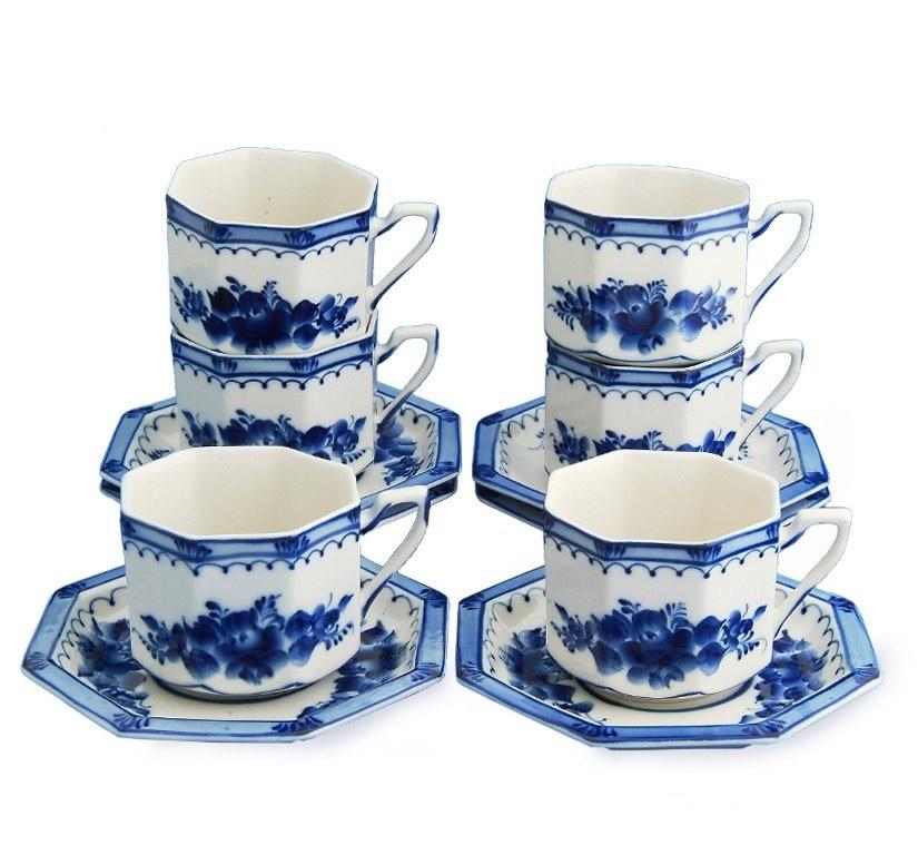 Набор чайный Европейский - 993037711