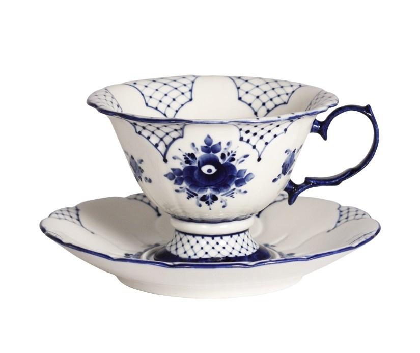Чайная пара Цветок - 993063016