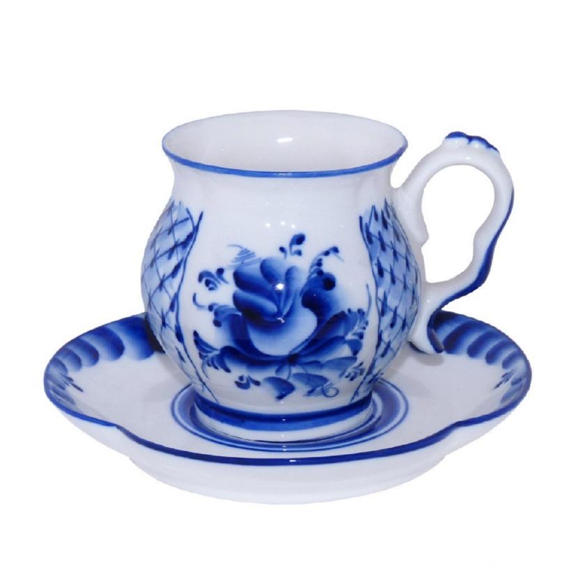 Чайная пара Голубая рапсодия - 993066511