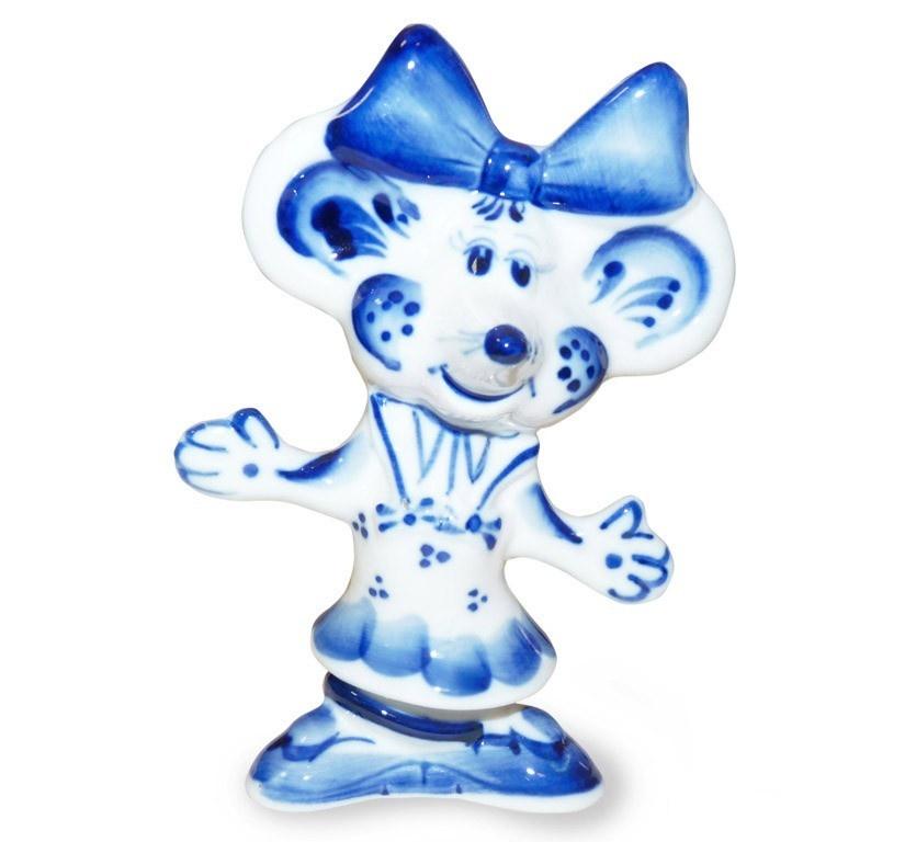 Скульптура Мышка - 993135001