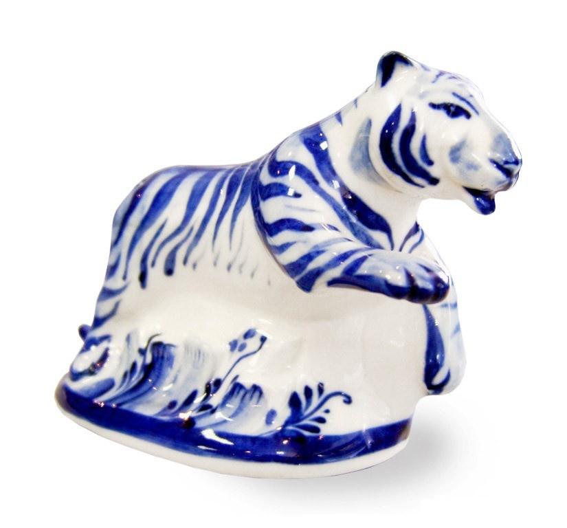 Скульптура Тигр - 993144101
