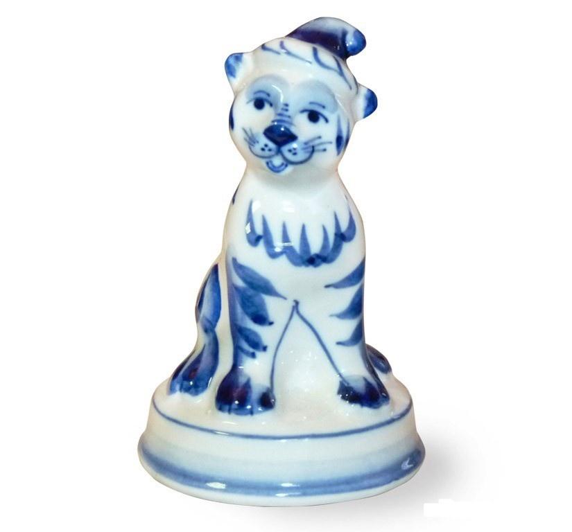Скульптура Весёлый тигрёнок - 993147701