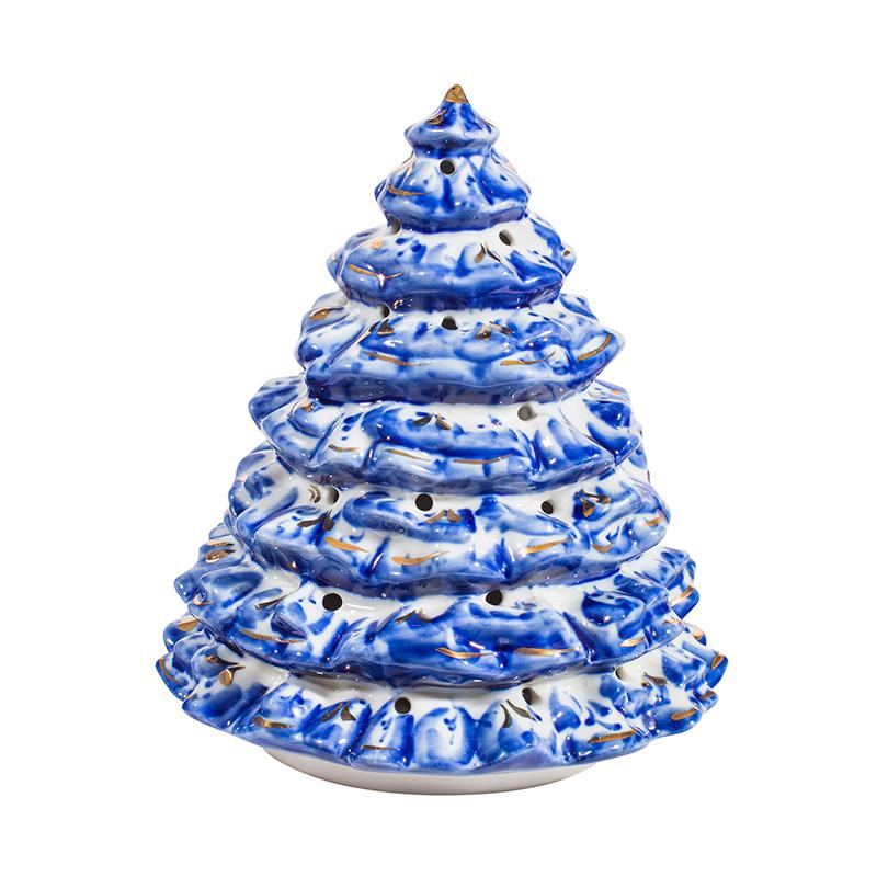 Сувенир Елочка с подсветкой (золото) - 993305800