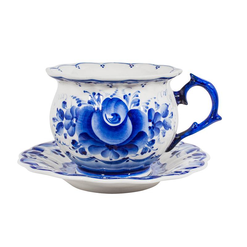 Чайная пара Императорская авторская работа - 993306706