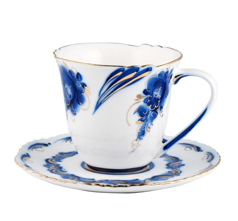 Чайная пара Стелла (золото) - 995161910