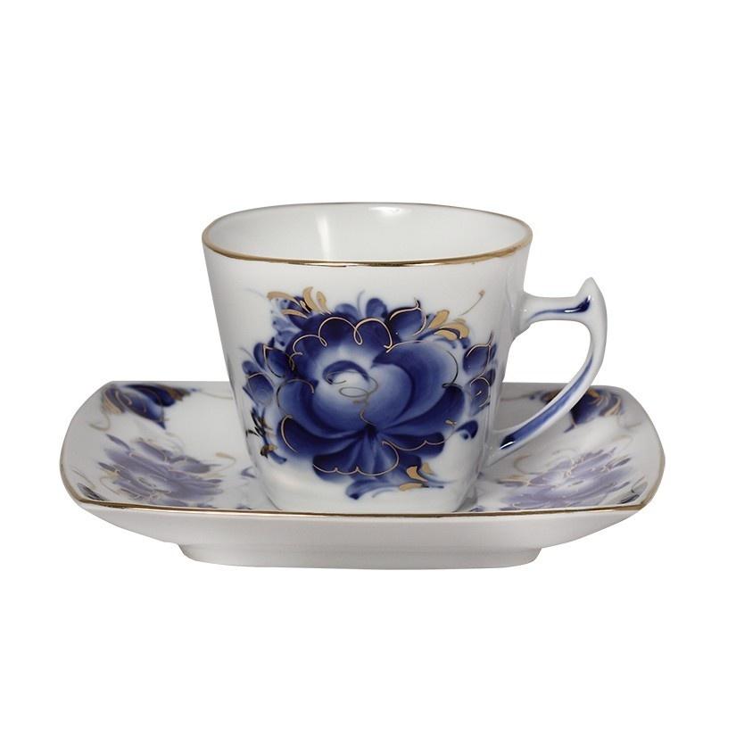 Чайная пара Элиза (золото) - 997004310