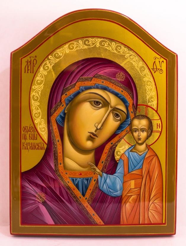 Икона с различными ликами святых - 808021516004