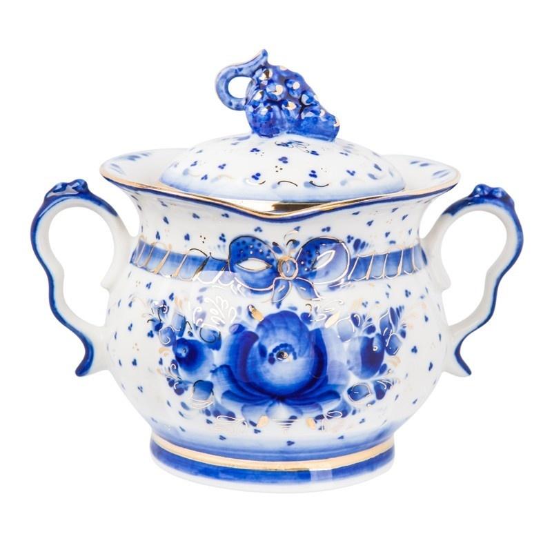 Сервиз чайный Голубая рапсодия (золото) - 993300900