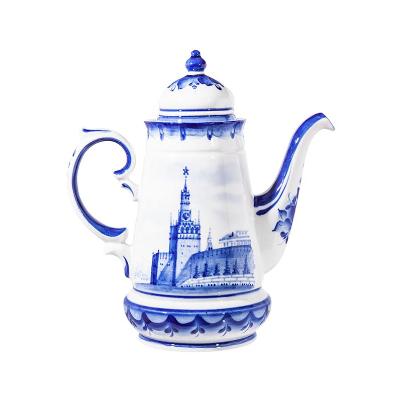 Сервиз чайно-кофейный Чародейка архитектура (вариативный) - 993404005