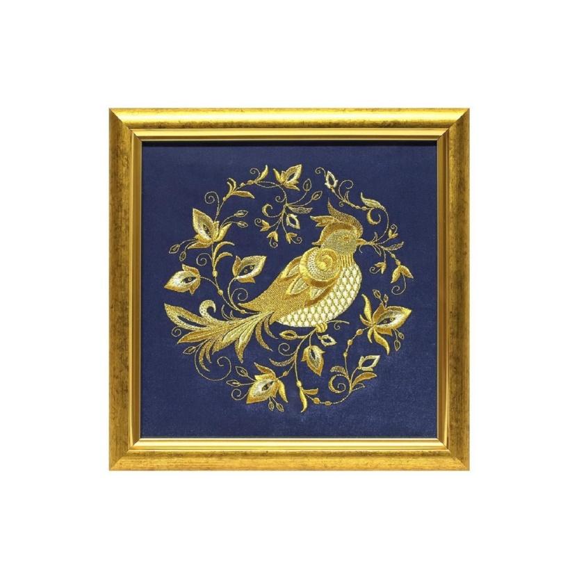 Панно «В летнем саду» - р.1382