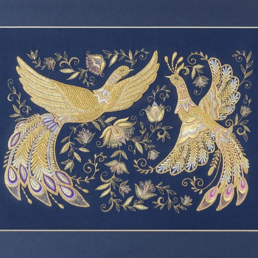 Панно «Жар-птица» - р.1616