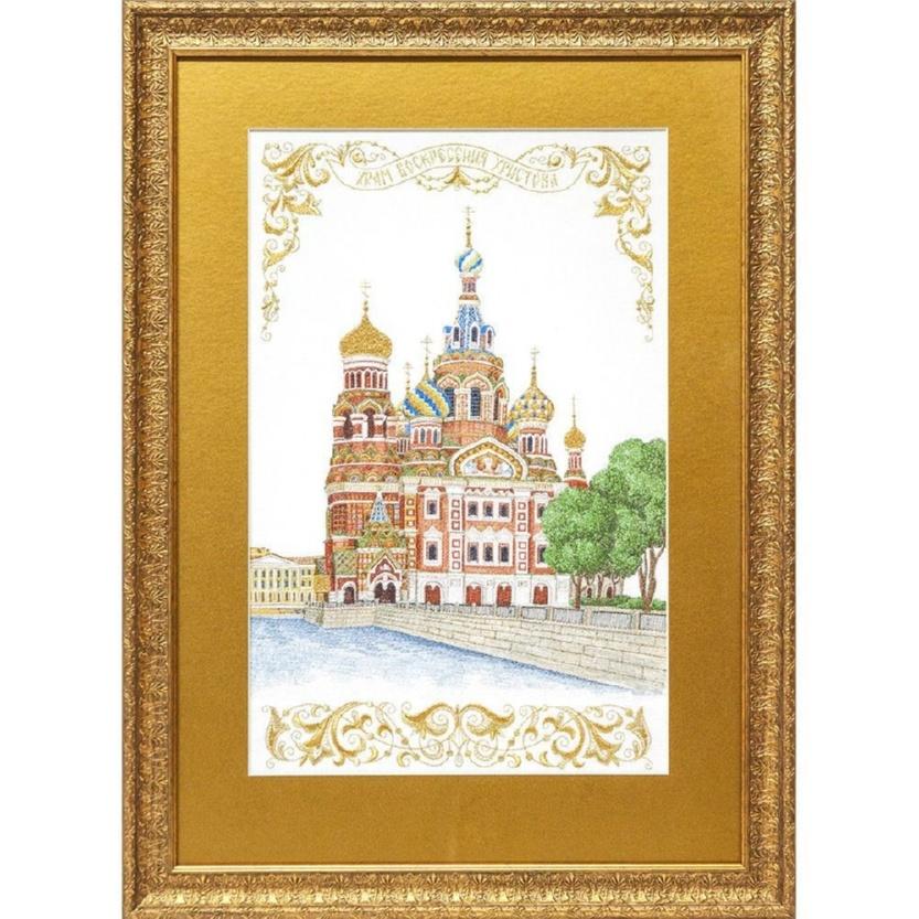 Панно «Храм Воскресения Христова» - р.2053