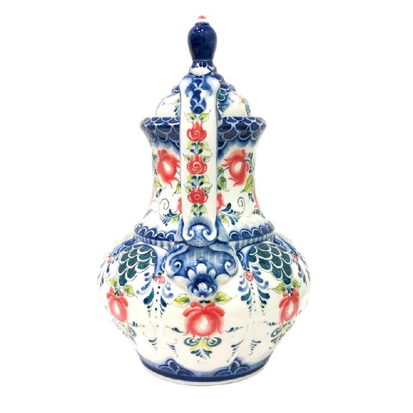 Кувшин Восточный в цветной росписи - 993321821
