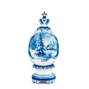 Яйцо большое Подарочное (тематическая роспись) - 993121905