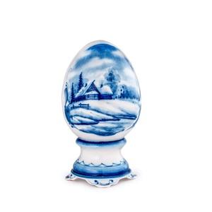 Яйцо малое Подарочное (тематическая роспись) - 993122005