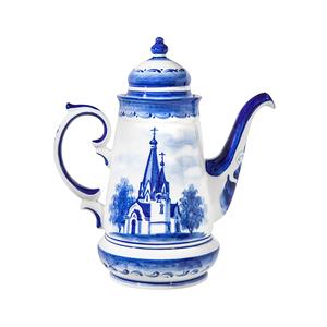 Сервиз чайно-кофейный Чародейка архитектура - 993404001
