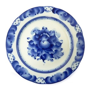 Тарелка суповая Дубок (диаметр 240мм) - 993026431