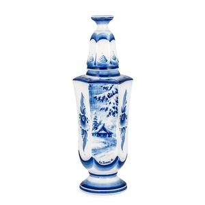 Штоф Тюльпан 0,7 л (тематическая роспись) - 993068105
