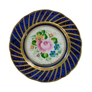 Тарелка десертная (надглазурная роспись) - 993080305