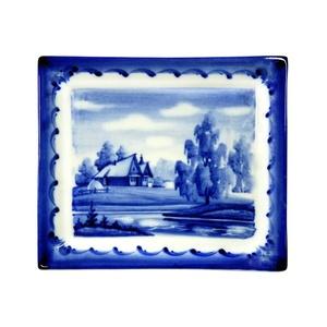 Плакетка  Прямоугольная малая (тематическая роспись) - 993115705