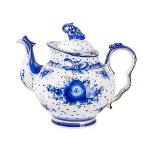 Чайник Голубая рапсодия (золото) - 993300910