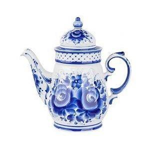 "Чайник Чародейка ""Белый цветок"" - 993400936"