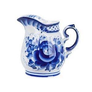 "Молочник Чародейка ""Белый цветок"" - 993400956"