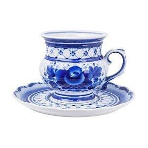 Чайная пара Голубка - 993402701