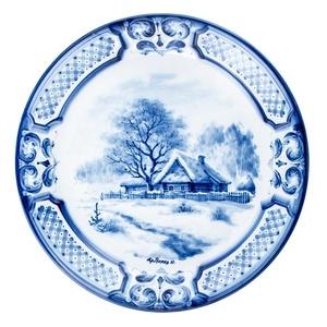 Блюдо Императорское (тематическая роспись) - 993034805
