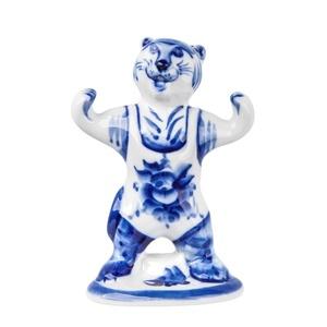 Скульптура Тигр-борец - 993144301