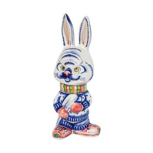Скульптура Степашка (подглазурные цветные краски, кобальт) - 993312241