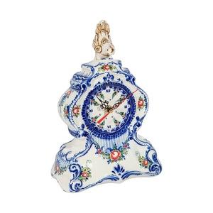 Часы Кукушка (подглазурные цветные краски, кобальт) - 993312521