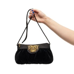 Бархатная сумка «Фатиния» - м.469 р.1397