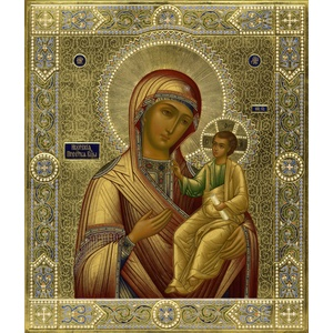Икона Иверской Божьей Матери -