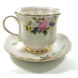Чайная пара Улыбка высокохудожественная роспись авторская работа - 993034316